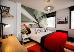 惠靈頓酒店 - 倫敦 - 臥室