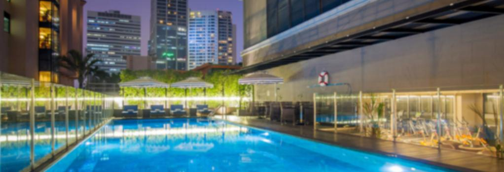 Well Hotel Bangkok - 曼谷 - 建築