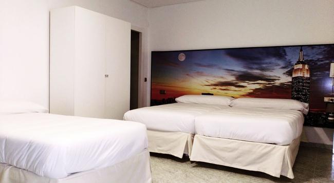 Hotel Los Manjares - 科爾多瓦 - 臥室