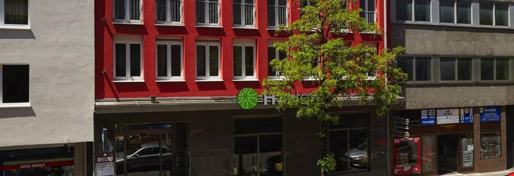 H+ Hotel München City Centre B & B - 慕尼黑 - 建築