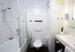 慕尼黑艾克特爾酒店 - 慕尼黑 - 浴室
