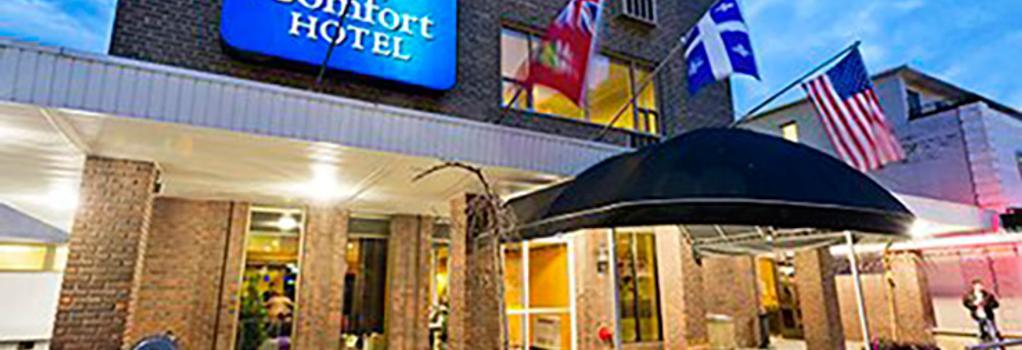 Comfort Hotel Downtown - 多倫多 - 建築