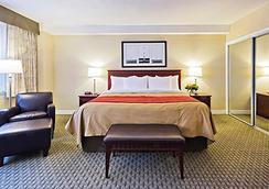 多倫多市中心舒適酒店 - 多倫多 - 臥室