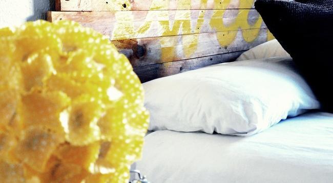 Dulces Dreams Boutique Hostel - 馬拉加 - 臥室