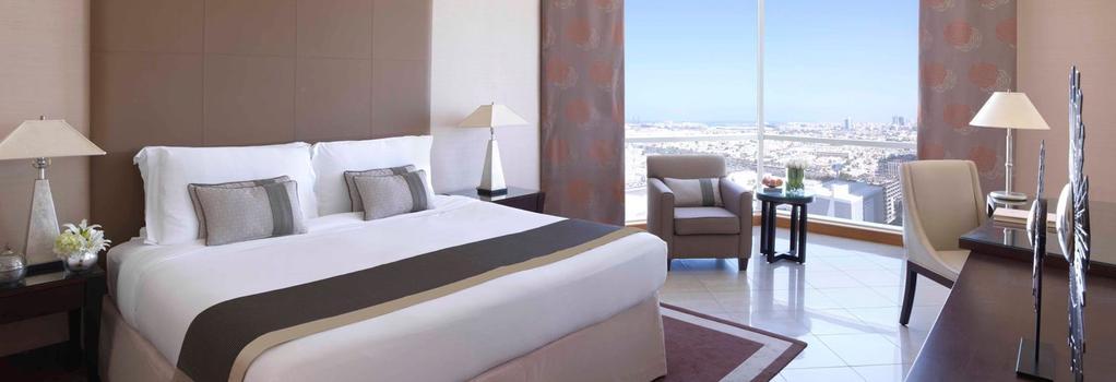 Fairmont Dubai - 杜拜 - 臥室