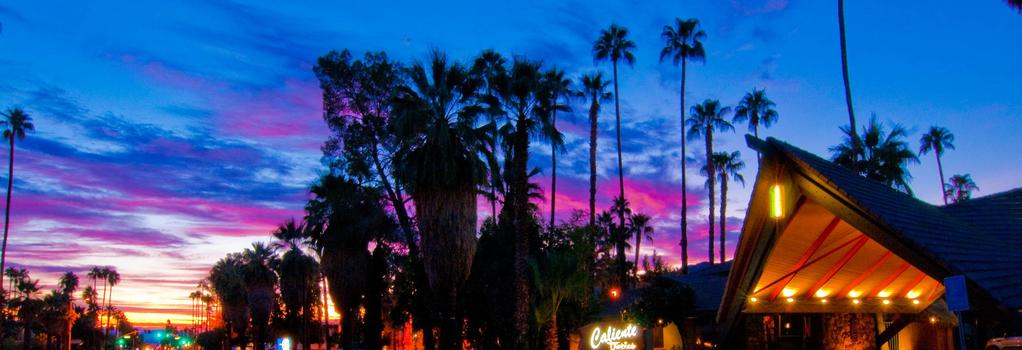 Caliente Tropics Hotel - Palm Springs - 建築