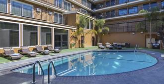 達芬奇別墅飯店 - 三藩市 - 游泳池