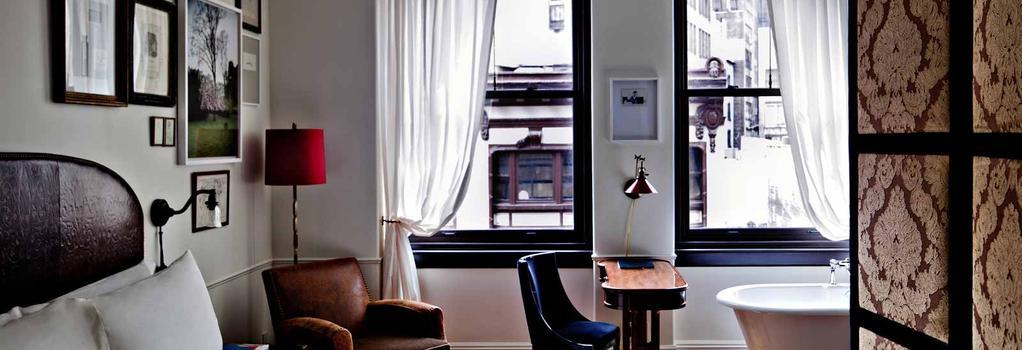 The Nomad Hotel - 紐約 - 臥室