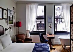 諾瑪德酒店 - 紐約 - 臥室