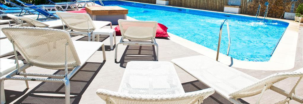 Playas del Rey - 聖蓬薩 - 游泳池