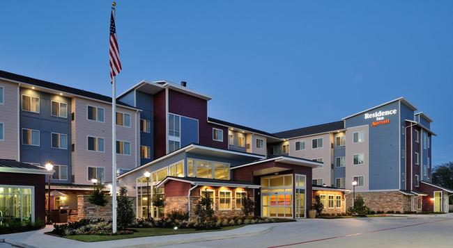 Residence Inn by Marriott Houston Northwest-Cypress - 休斯頓 - 建築