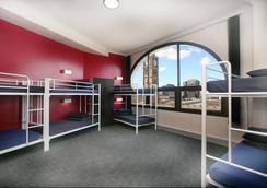 醒來!中央悉尼旅館 - 悉尼 - 臥室