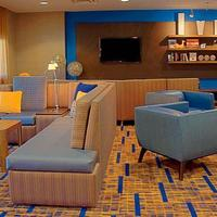 Courtyard by Marriott Houston-West University Lobby