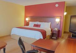 萬怡酒店休斯頓- 西部大學 - 休斯頓 - 臥室