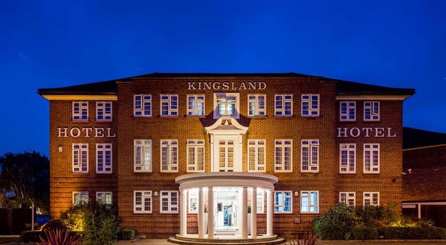 Kingsland Hotel - 倫敦 - 建築