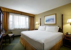 華盛頓特區大學酒店 - 華盛頓 - 臥室