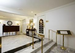 華盛頓特區大學酒店 - 華盛頓 - 大廳
