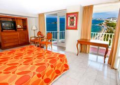 阿卡普爾科克水晶海灘酒店 - 阿卡普爾科 - 臥室