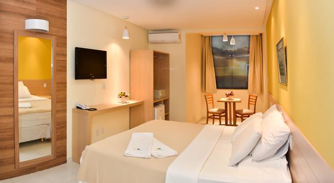 Hit Hotel - 薩爾瓦多 - 臥室