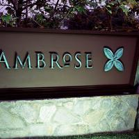 Ambrose Hotel Exterior detail