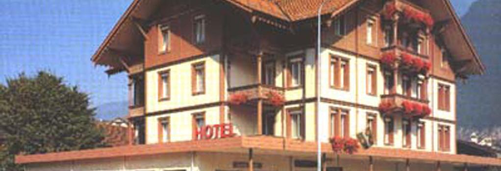 Hotel Sonne - 因特拉肯 - 建築