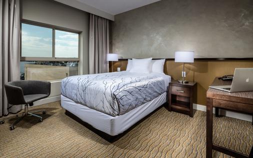 阿凡托拉酒店 - 洛杉磯 - 臥室