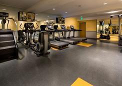 阿凡托拉酒店 - 洛杉磯 - 健身房