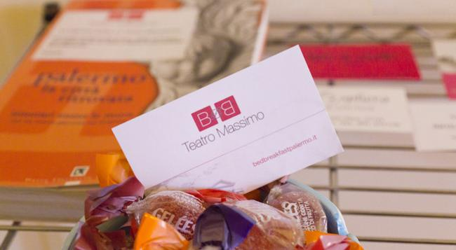 B&B Teatro Massimo - 巴勒莫 - 臥室