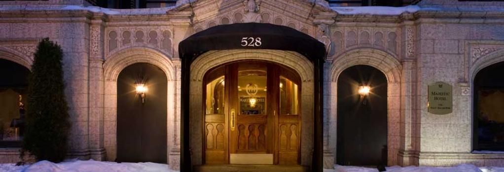 The Majestic Hotel - 芝加哥 - 建築