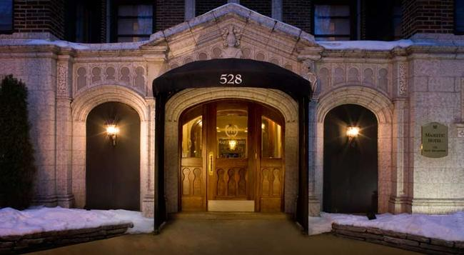 Majestic Hotel - 芝加哥 - 建築