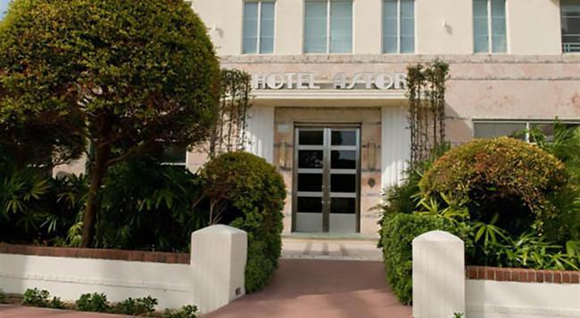 Hotel Astor - 邁阿密海灘 - 建築