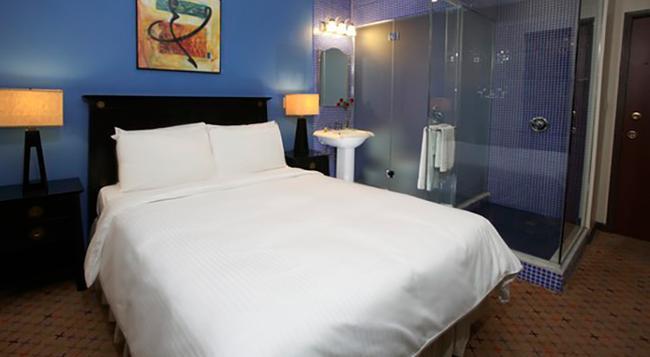 Broadway Hotel and Hostel - 紐約 - 臥室