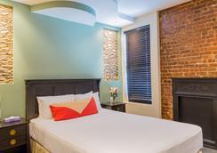 百老匯酒店及旅舍 - 紐約 - 臥室