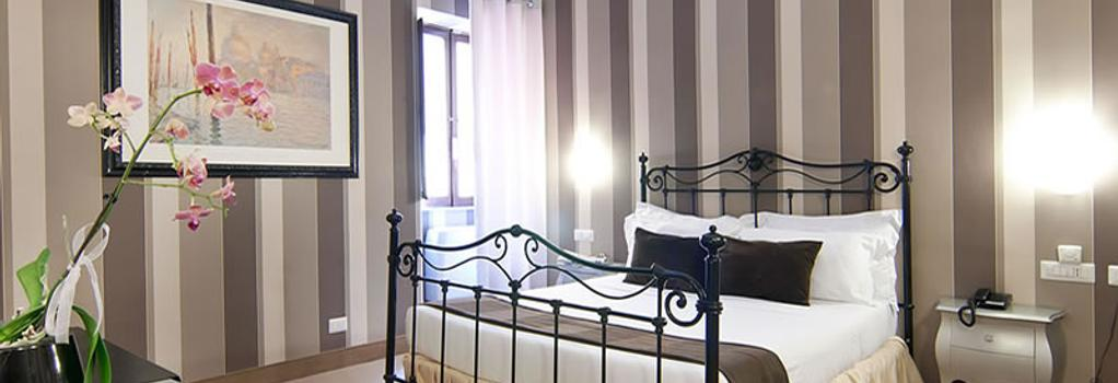 Royal Palace Luxury Hotel-piazza DI Spagna - 羅馬 - 臥室