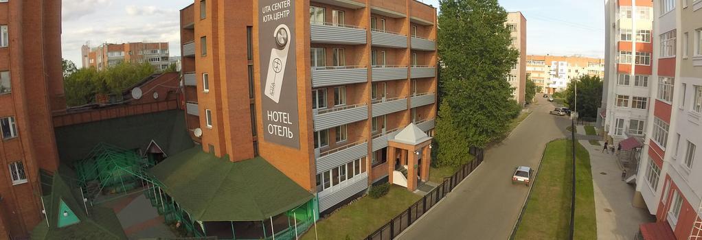 Uta Center Hotel - 雅羅斯拉夫爾 - 建築
