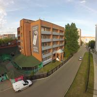 Uta Center Hotel Exterior