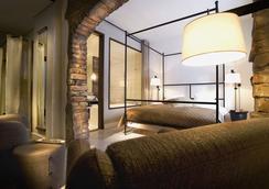 烏爾桑達斯勞特酒店 - 斯德哥爾摩 - 臥室