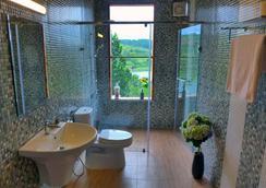 曾咖啡廳大叻別墅旅館 - Dalat - 浴室