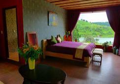 曾咖啡廳大叻別墅旅館 - Dalat - 臥室