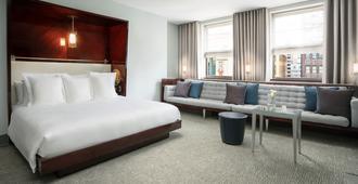 羅亞爾頓時代廣場酒店 - 紐約 - 臥室