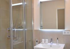 Appartementhotel Hamburg - 漢堡 - 浴室