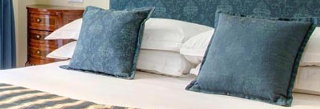 Welcome Piram Hotel - 羅馬 - 臥室