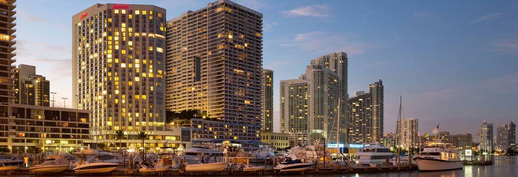 Miami Marriott Biscayne Bay - 邁阿密 - 建築