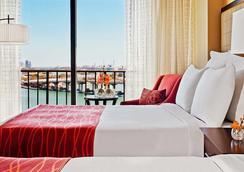 邁阿密萬豪酒店比斯坎灣 - 邁阿密 - 臥室