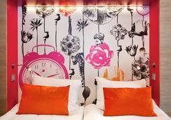 莫泰L酒店 - 斯德哥爾摩 - 臥室