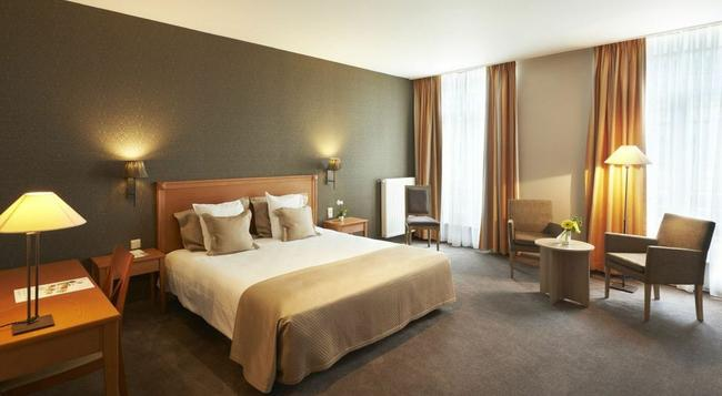 Leopold Hotel Brussels Eu - 布魯塞爾 - 臥室