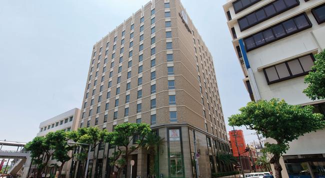 DoubleTree by Hilton Naha - 那霸 - 建築