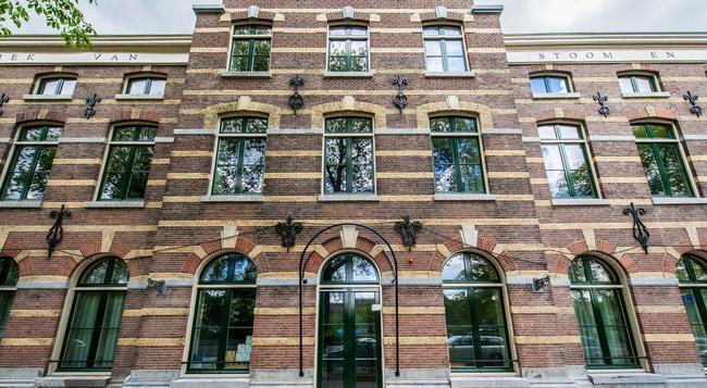 Yays Oostenburgergracht Concierged Boutique Apartments - 阿姆斯特丹 - 建築
