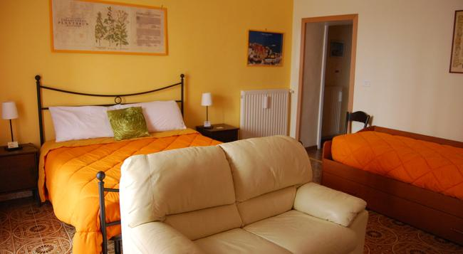 Casa Mariella - 那不勒斯/拿坡里 - 臥室