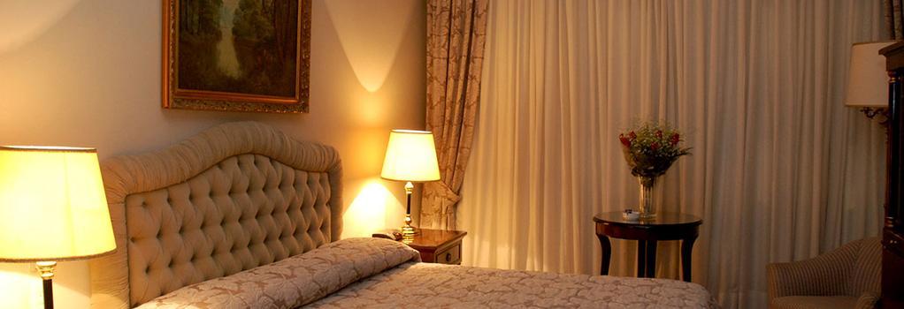 Liberty Palace Hotel - 貝洛奧里藏特 - 臥室